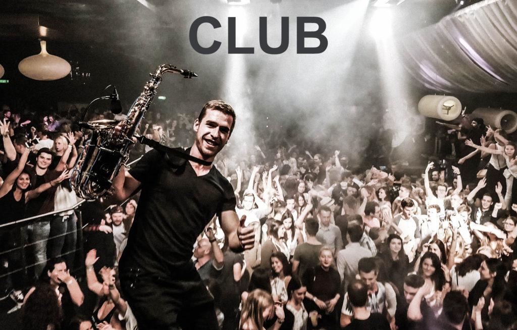 Club Saxophonist