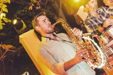 Saxophonist Wien, Österreich und international