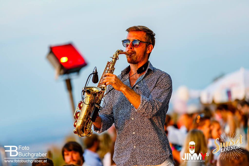 Saxophonist Krems